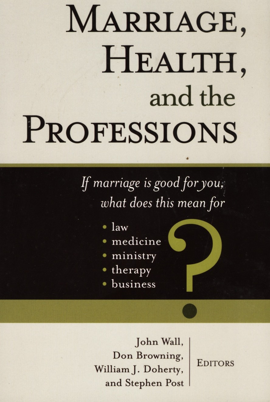 marriage-health-and-the-professions